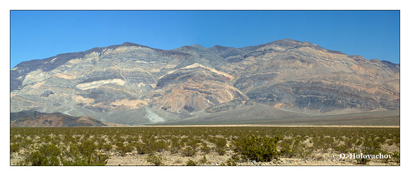 Cottonwood Mountains, Death Valley National Park, California