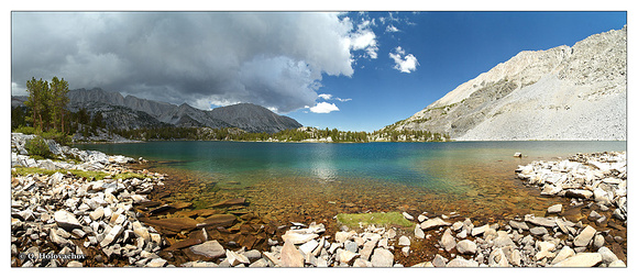 Chickenfoot Lake, Inyo National Forest, California